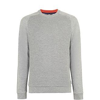 Pied Sweatshirt