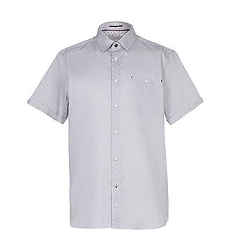 Donald Geo Print Shirt