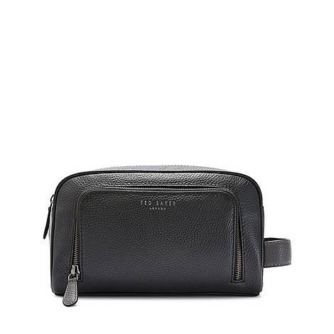 Miel Leather Washbag, ${color}
