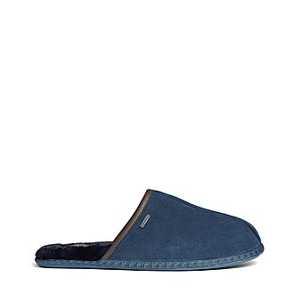 Parick Suede Slippers