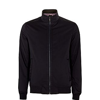 Yeppers Funnel-Neck Bomber Jacket
