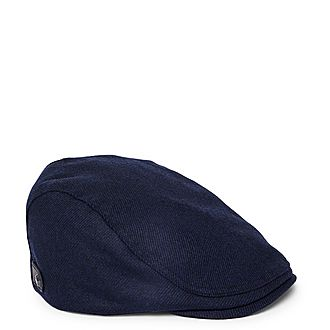 Ramsee Wool Flat Cap