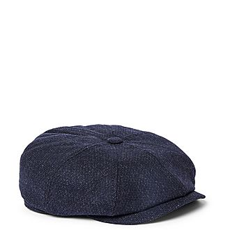 Lawsun Wool Baker Boy Hat