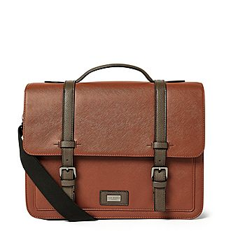 Advntr Textured Satchel