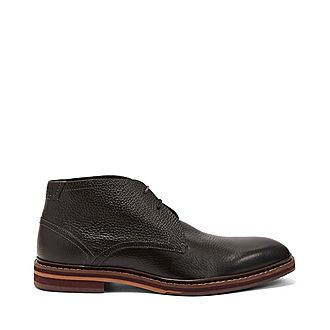 Corans Leather Ankle Boots