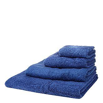Super Pile Towels Cadette Blue
