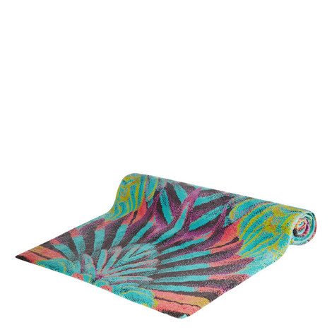 Tropical Bath Mat, ${color}