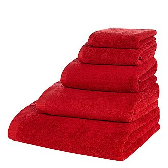 Angel Towels Red