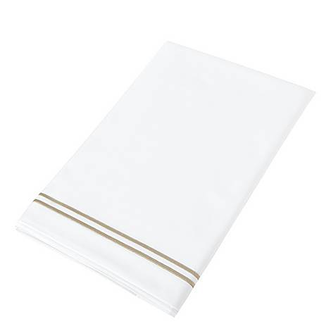 Hotel Collection Flat Sheet, ${color}