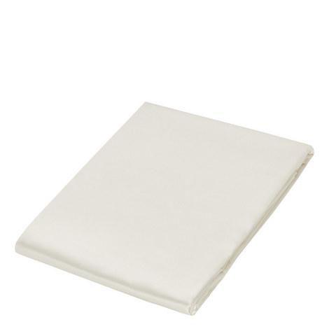 Silk Flat Sheet, ${color}