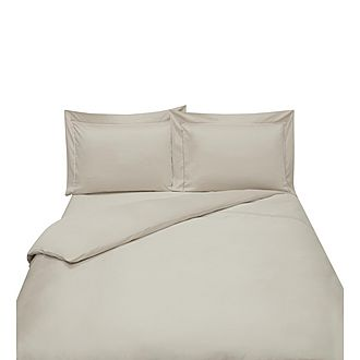 Solid Satin Duvet Cover