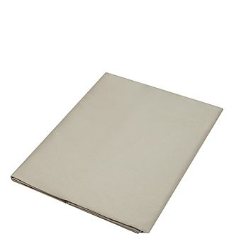 Solid Satin Fitted Sheet