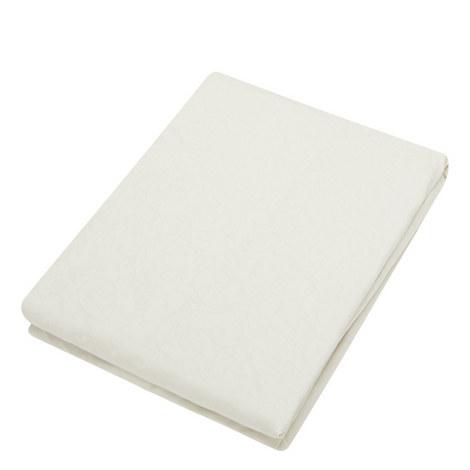 Signature Jacquard Flat Sheet, ${color}