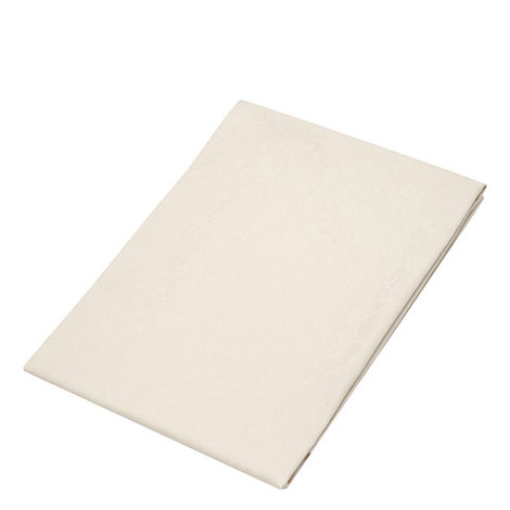 Signature Jacquard Fitted Sheet, ${color}