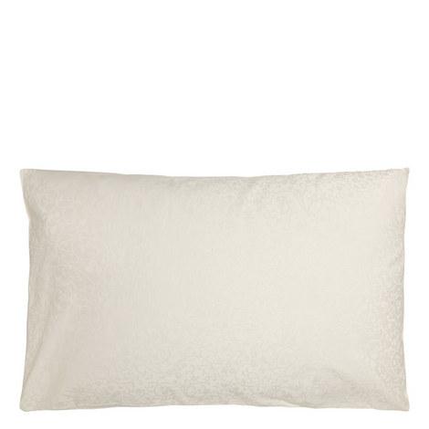 Signature Jacquard Pillowcase, ${color}