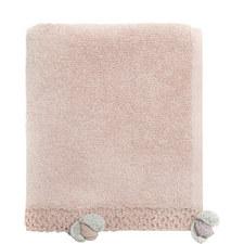 Rosebud Guest Towel