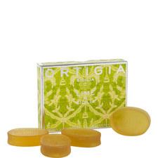 Lime di Sicilia Box Of Soaps