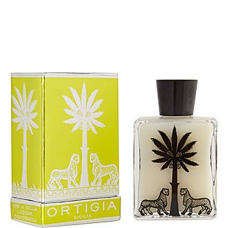 Lime di Sicilia Aftershave Lotion