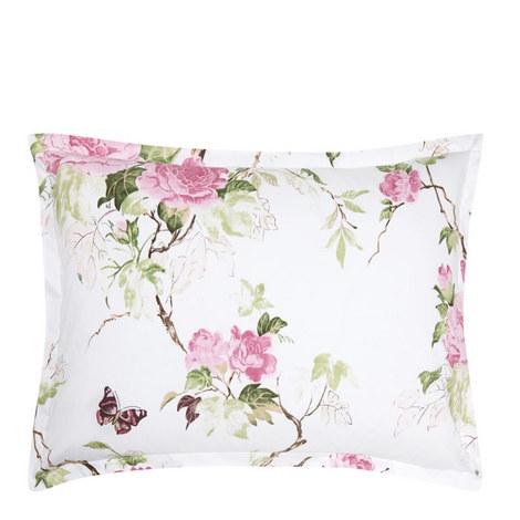Mer de Rose Oxford Pillowcase, ${color}