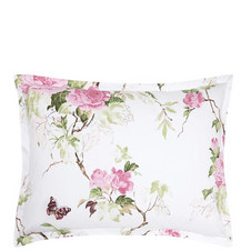 Mer de Rose Oxford Pillowcase