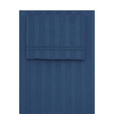Satin Stripe Duvet Cover Set