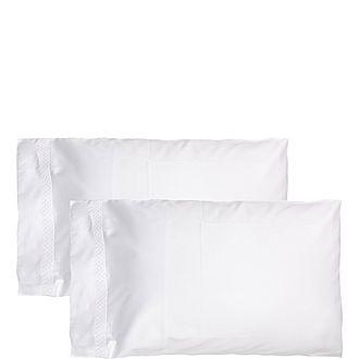Diamantine Housewife Pillowcase Pair