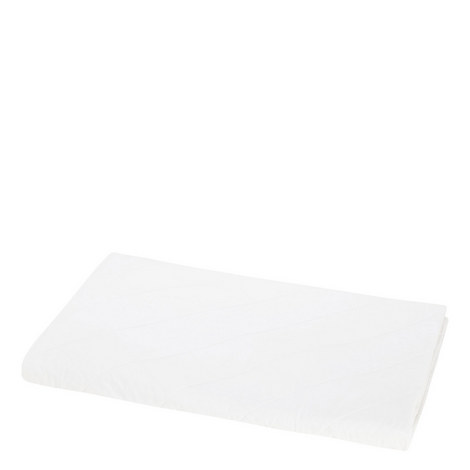 Cotton Filled Mattress Protector, ${color}