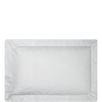 Crocodile Oxford Pillowcase