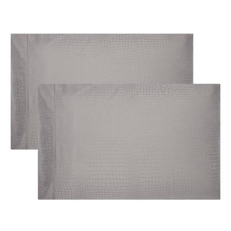 Crocodile Pillowcase, ${color}