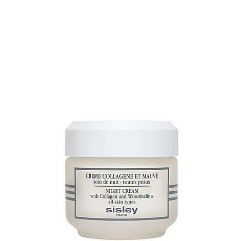Night Cream Collagen & Woodmallow 50 ml, ${color}