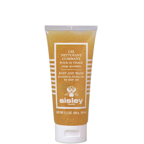 Buff and Wash Botanical Facial Gel 100 ml, ${color}