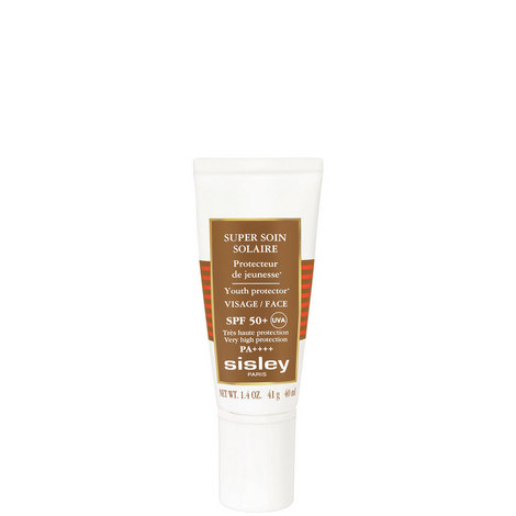 Super Soin Solaire Facial Sun Care SPF 50+, ${color}