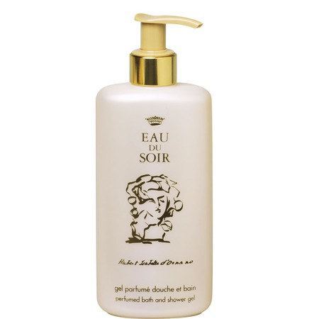 Eau du Soir Pefumed Bath & Shower Gel 250ml, ${color}