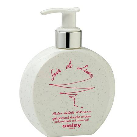 Soir de Lune Perfumed Bath & Shower Gel 200 ml, ${color}