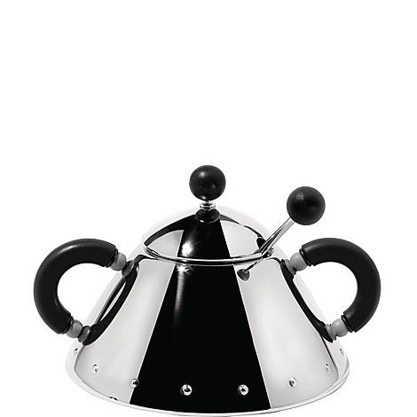 Sugar Bowl with Spoon, ${color}
