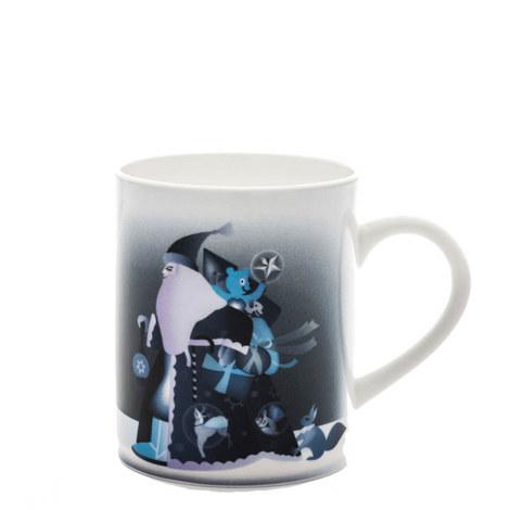 Reindeer Christmas Mug, ${color}