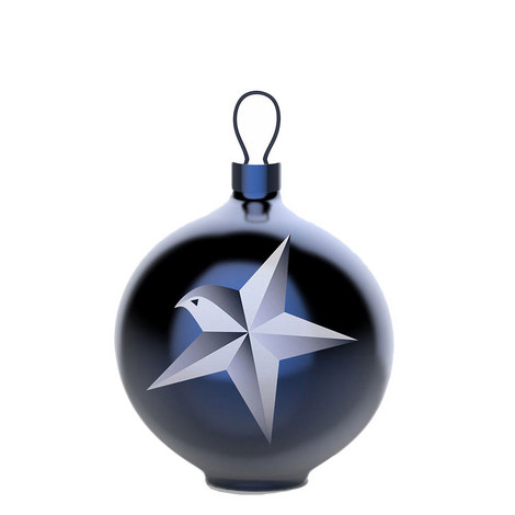 Star Christmas Bauble, ${color}