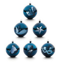 Engel Christmas Bauble, ${color}