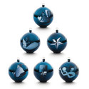 Soldier Christmas Bauble, ${color}