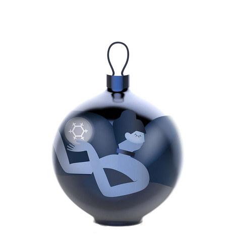 Fairytale Christmas Bauble, ${color}