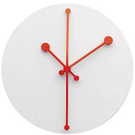Dotty Wall Clock, ${color}