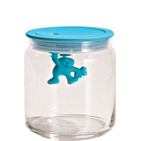 Gianni Glass Jar, ${color}