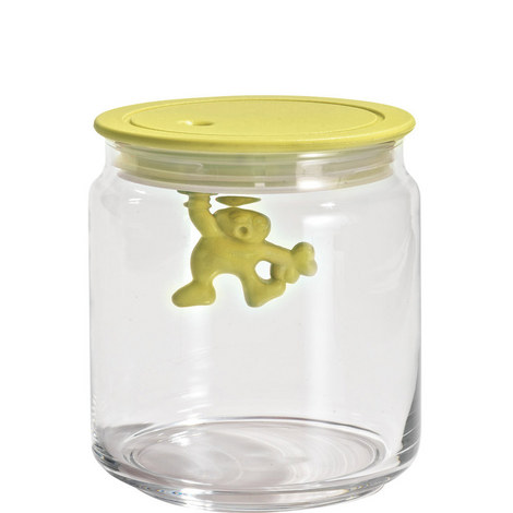 Gianni Glass Jar, ${color}