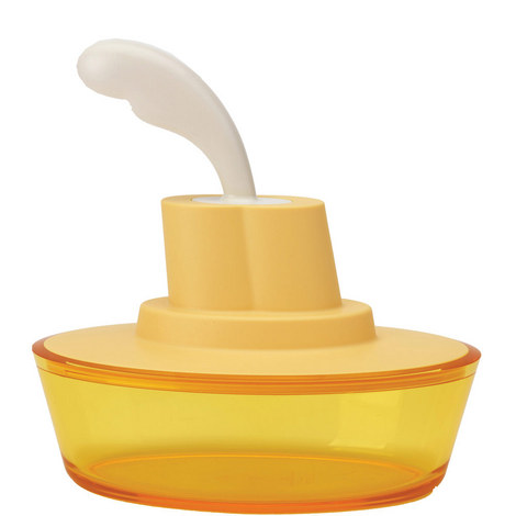 Ship Shape Butter Dish, ${color}