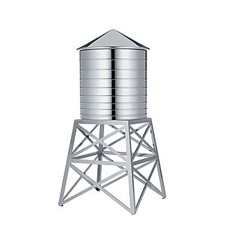 Water Tower Container and Stand