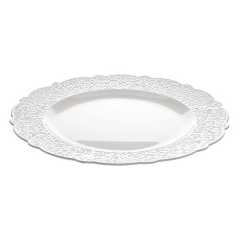 Marcel Wanders Dressed Flat Dish, ${color}