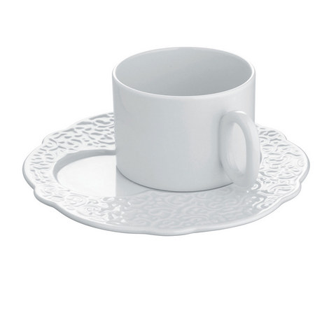 Marcel Wanders Dressed Breakfast Plate, ${color}