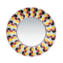 Circus Round Tray, ${color}