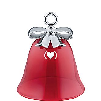 Dressed Christmas Bell Ornament
