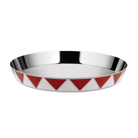Circus Tapered Round Tray, ${color}